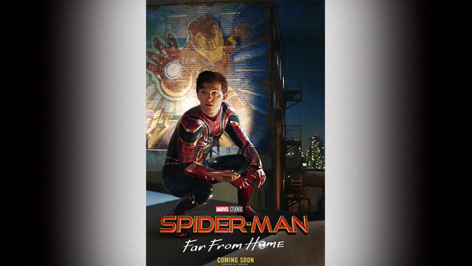 2019年6月28日(金)に最新作『スパイダーマン:ファー・フロム・ホーム』が世界最速で全国公開!