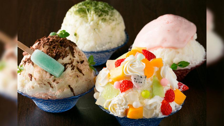 贅沢な絶品かき氷がサーウィンストンホテル名古屋で期間限定販売!