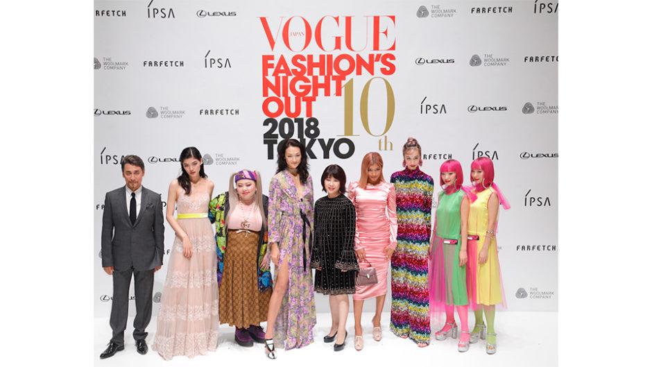 VOGUE FASHION'S NIGHT OUT 2019(ヴォーグ・ファッションズ・ナイト・アウト)が開催!豪華ゲストが勢ぞろいする!?