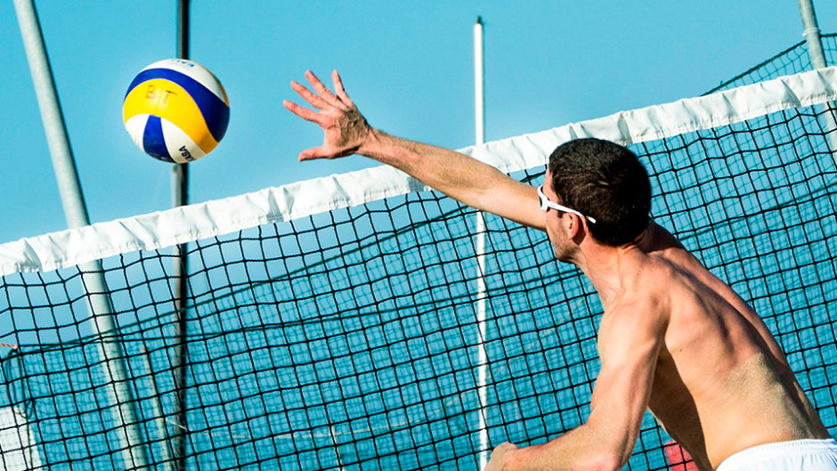 ビーチバレーボールフェスタ2019が内海海水浴場で開催!気軽に楽しめるビーチバレーの大会