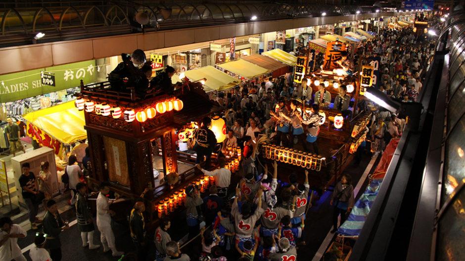 富士市吉原で350年以上の歴史と伝統を引き継ぐ「吉原祇園祭」開催!令和元年は1日限定の「六社御朱印巡り」も♡
