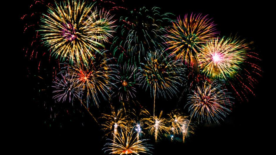 県を超えた壮大な花火大会「濃尾大花火」!美しき夜空に咲く大輪の花、令和の木曽を彩る!