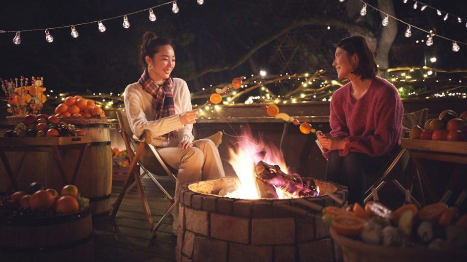星野リゾート リゾナーレ熱海で「ナイトフルーツバーベキュー」開催♡熱海の森で秋の夜長を楽しもう♪