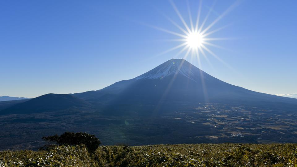 頂上を目指さない富士山ツアー2019