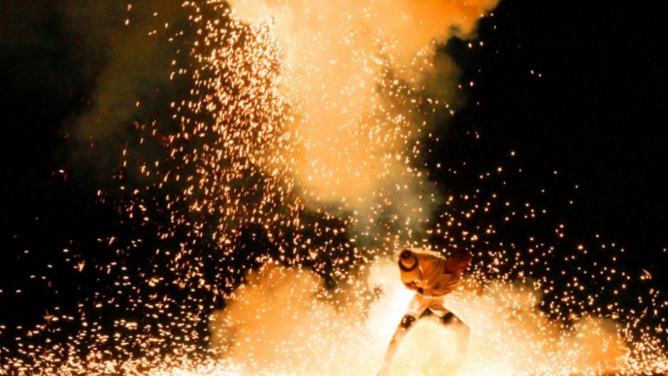 「新居諏訪神社奉納煙火祭礼(遠州新居手筒煙火)」開催!新居伝統の礼祭&手筒花火を楽しもう♪