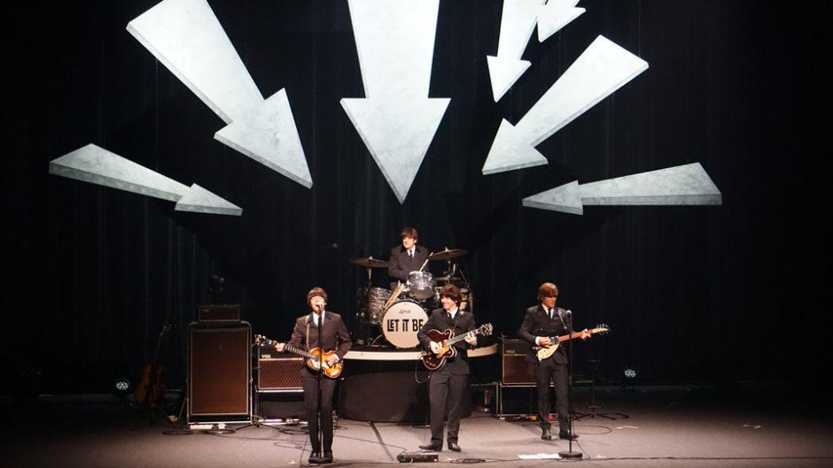 """伝説の""""ビートルズLIVE""""を体感しよう!「LET IT BE ~レット・イット・ビー~」日本ツアー開催決定"""