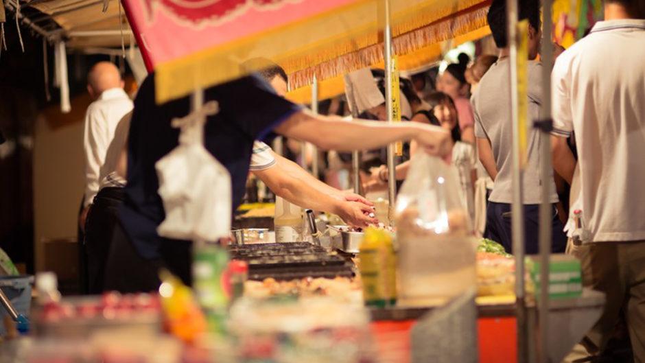 7月の土曜日は毎週田原の夜店で楽しもう♪家族と友達と恋人と、いろんな楽しみ方ができるねっ☆