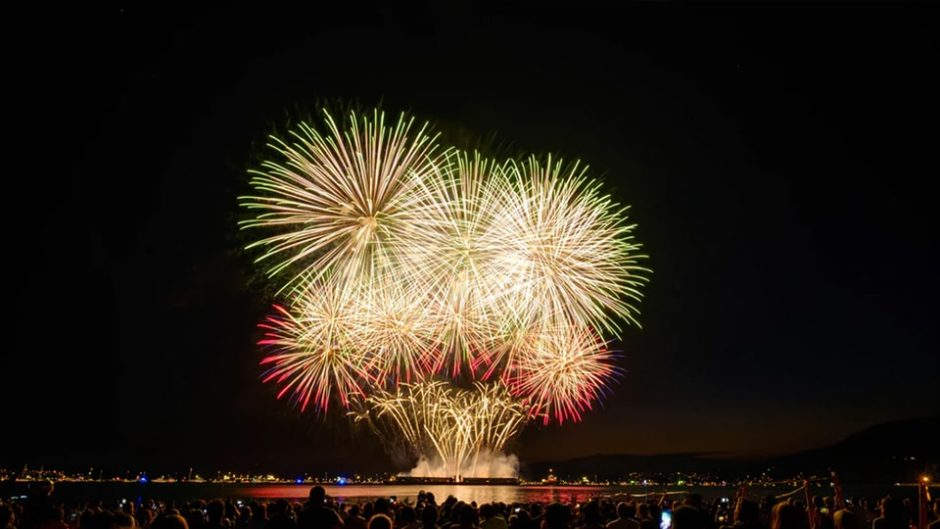 ランキング上位の花火大会が3回も楽しめちゃう♪ド迫力の「伊豆の国花火大会」開催!