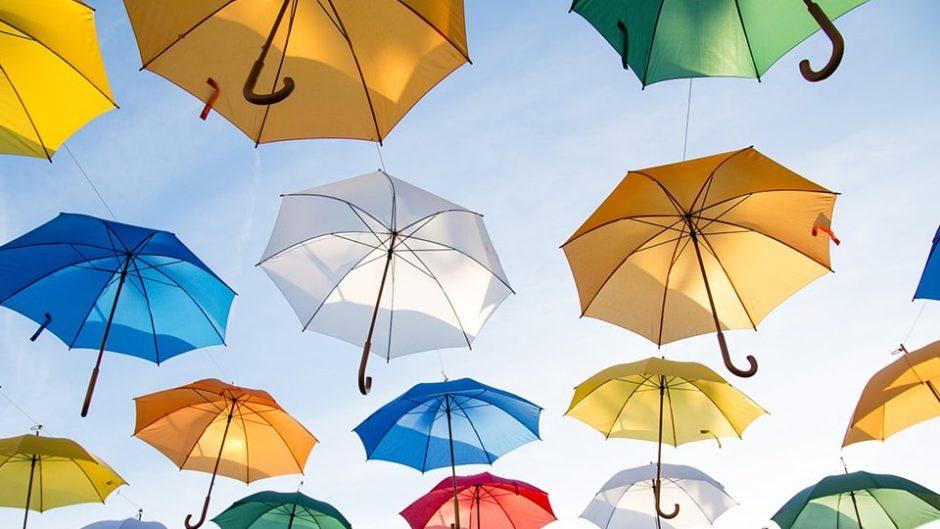 梅雨時期は「伊豆の国パノラマパーク」でリフレッシュ♪「アンブレラスカイ2019!」開催