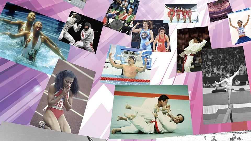オリンピック・パラリンピック報道写真展