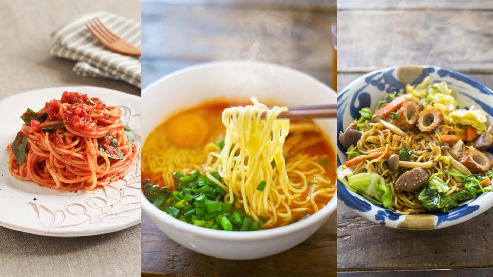 世界の麺祭り