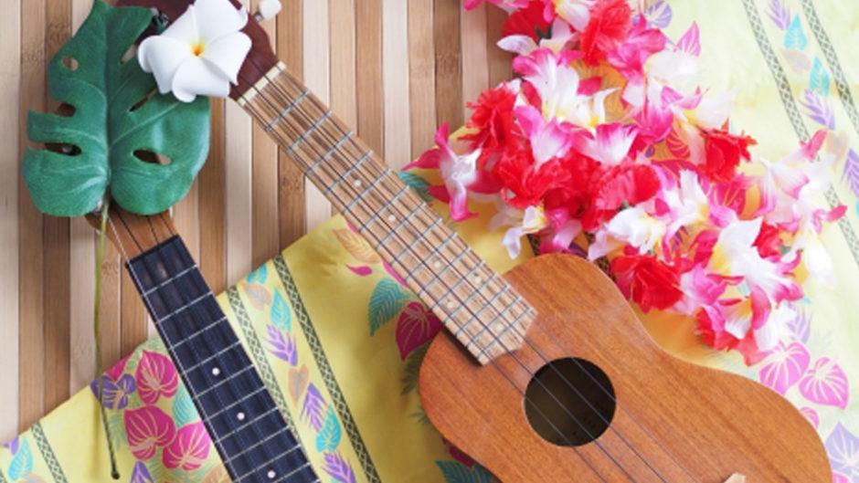 内海海岸がまるでハワイになる「フラレレ ~フラとウクレレの祭典~」8月3日(土)開催!