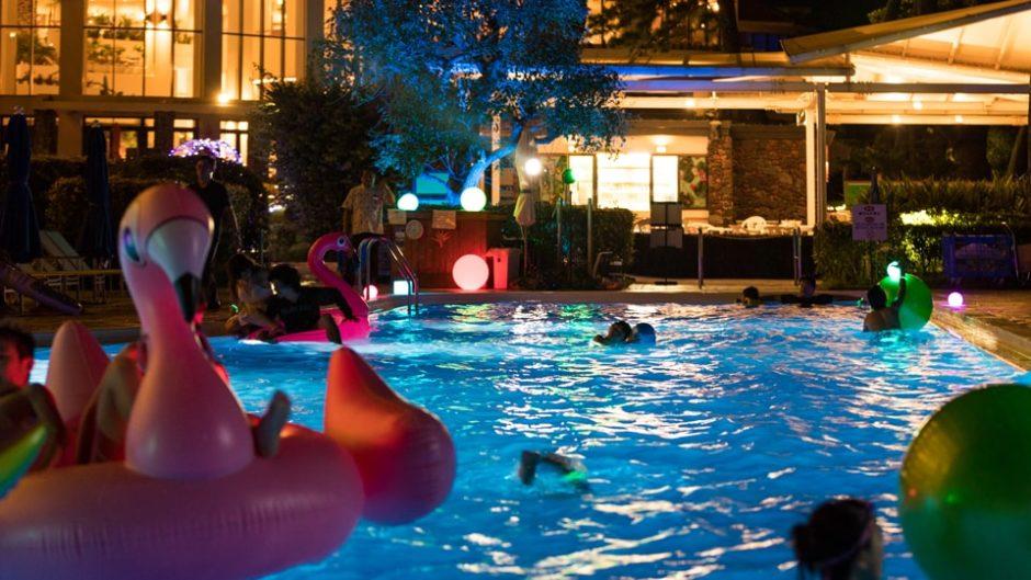 伊豆今井浜東急ホテルで「ガーデンプール&ナイトプール」開催!インスタ映えばっちりのプールで夏の思い出づくり♡