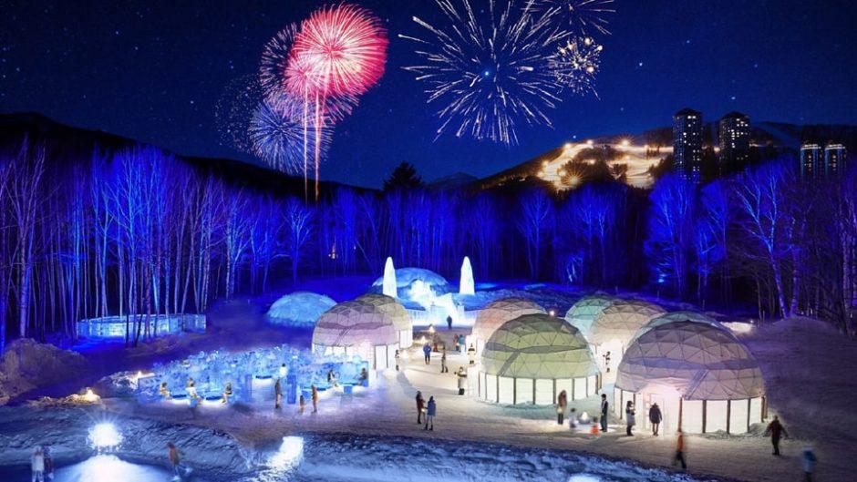 星野リゾート トマムで『アイスヴィレッジ』が開催!幻想的な北海道の冬を楽しもう