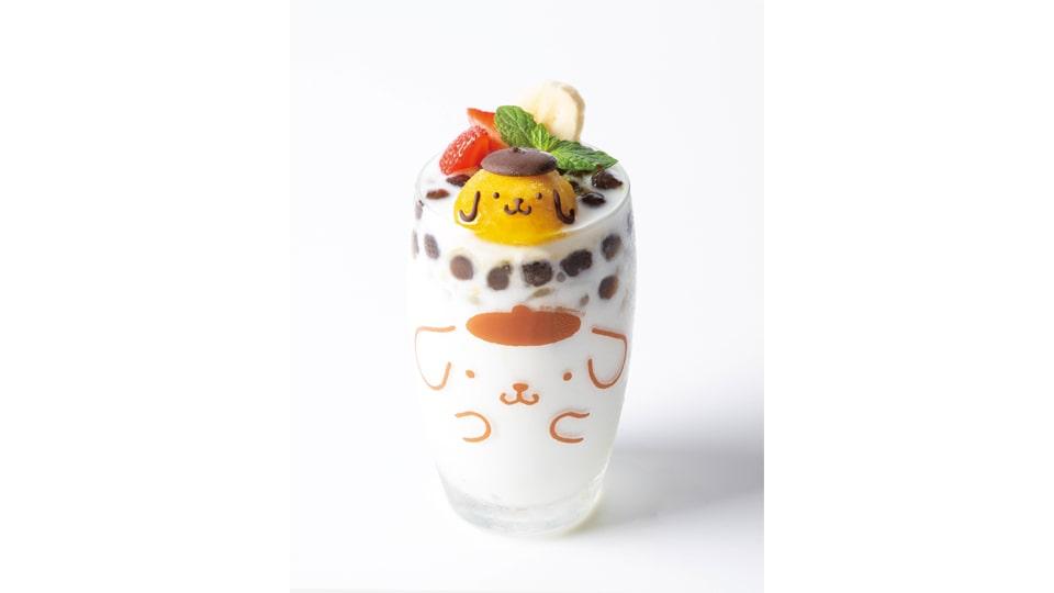 ポムポムプリンカフェ名古屋 タピオカ