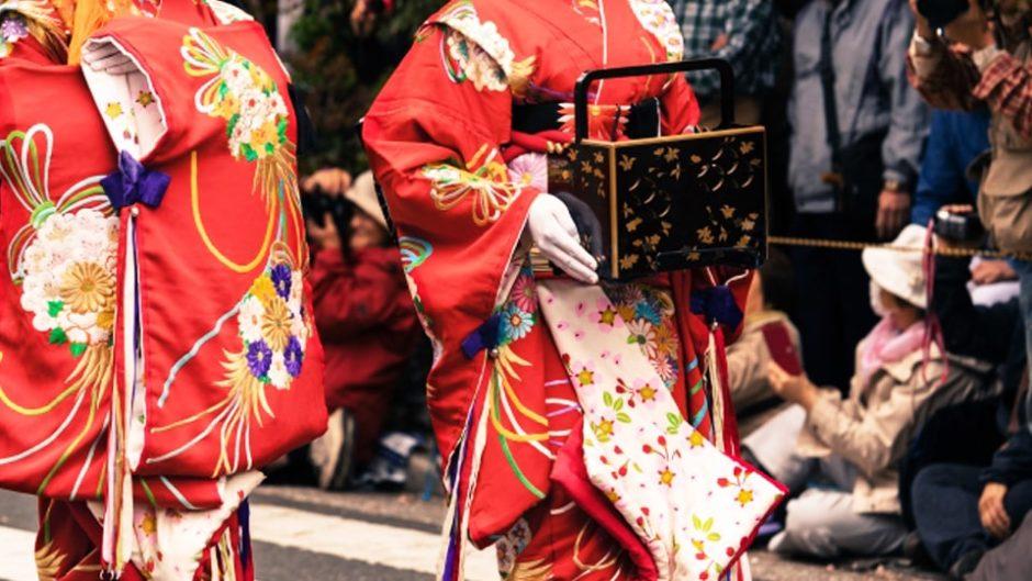 金シャチ横丁で華やかで美しい「宗春花魁道中」が11月3日開催!