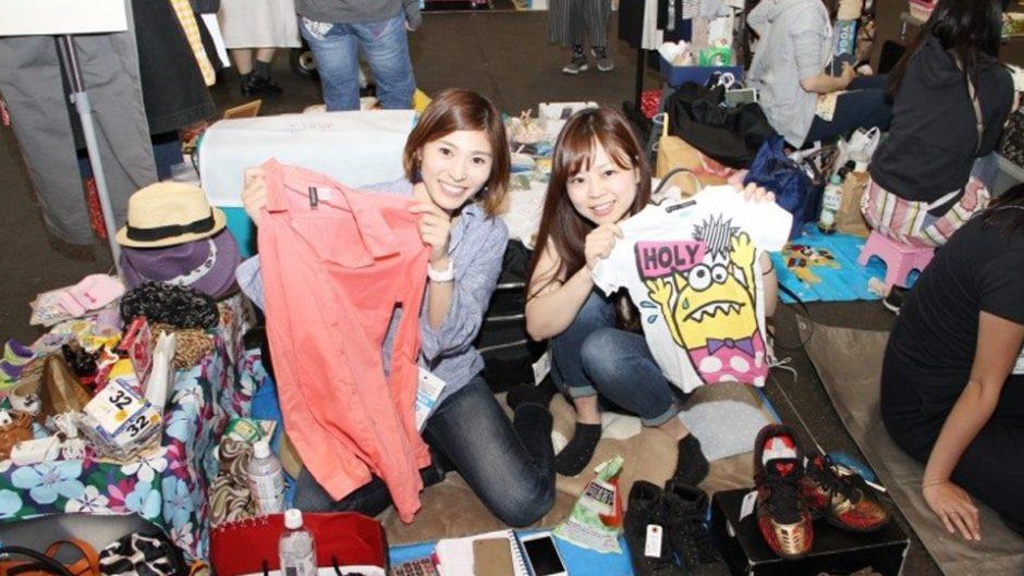 日本最大級のフリマ「マンモスフリーマーケットZ Vol.61」が開催!