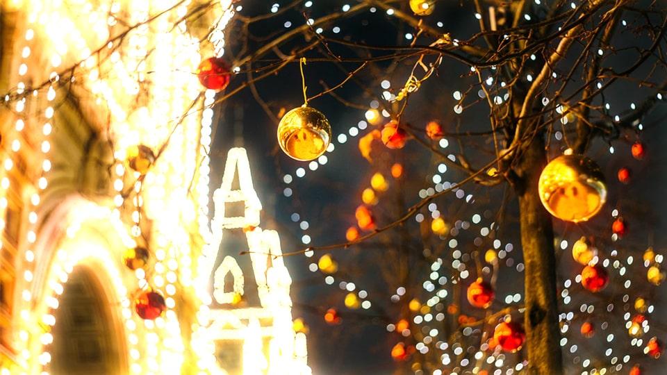 名古屋駅 クリスマスイルミネーション