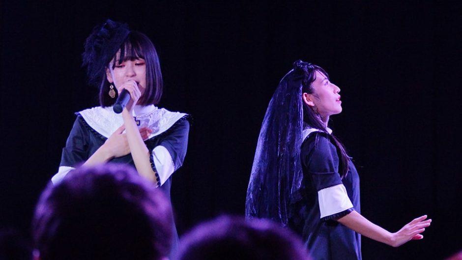 OS☆Uから斉藤めぐ・創世記少女(ジェネシスガール)が新ユニット結成!ライブをレポート