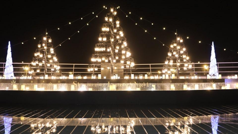 Shimmering Lanterns Nights~ゆらめく冬のセントレア~