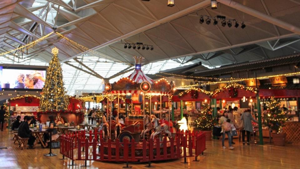 セントレア クリスマスマーケット2019