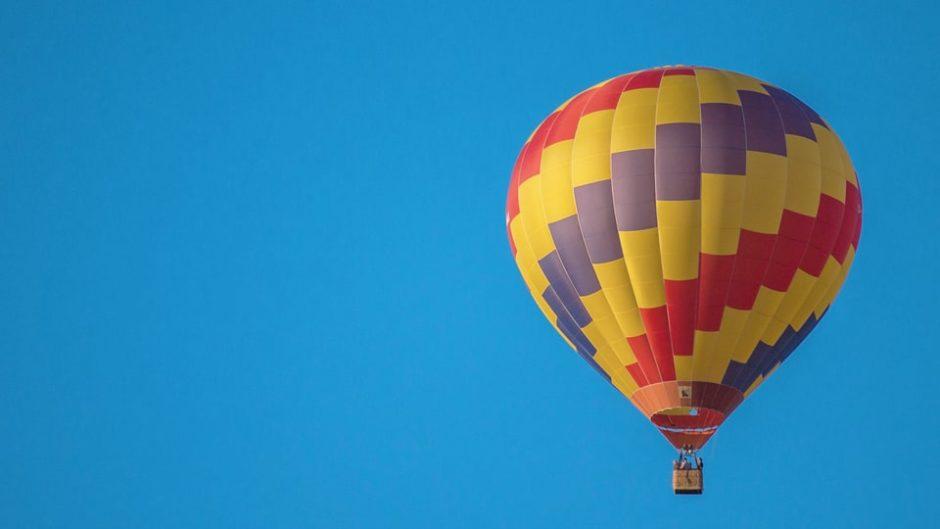 鈴鹿の空を熱気球が賑やかに彩る「鈴鹿バルーンフェスティバル2019」