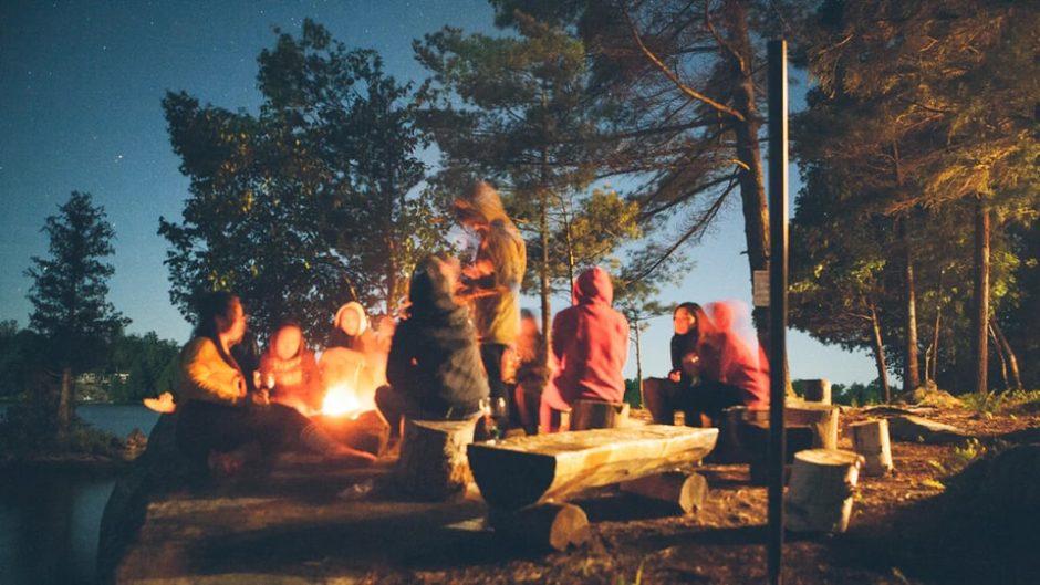 焚き火を囲んで忘年会キャンプ!『TAKIBI 2DAYS CAMP』が静岡県で開催!