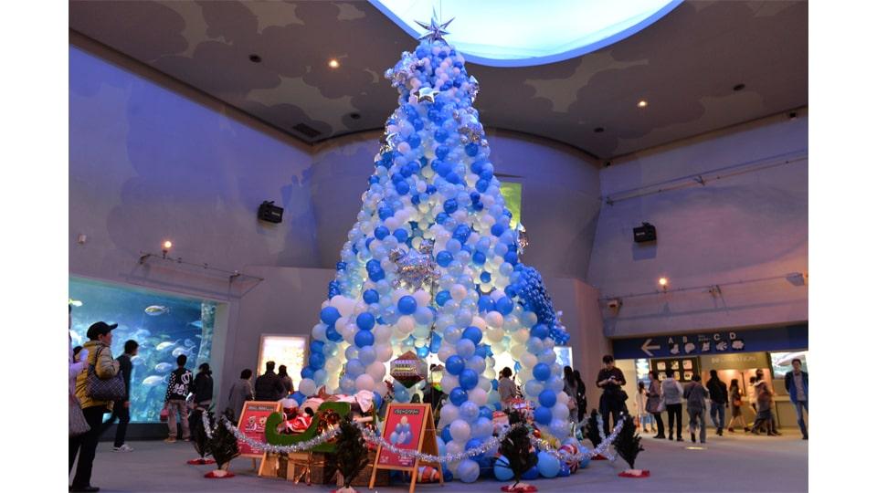 鳥羽水族館 クリスマス