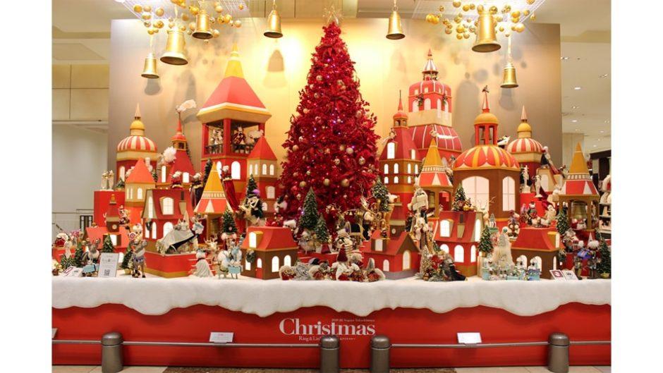 おうちクリスマスの準備はジェイアール名古屋タカシマヤで!