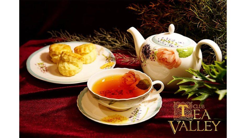 松坂屋名古屋店に「CLUB TEA VALLEY」が限定オープン!