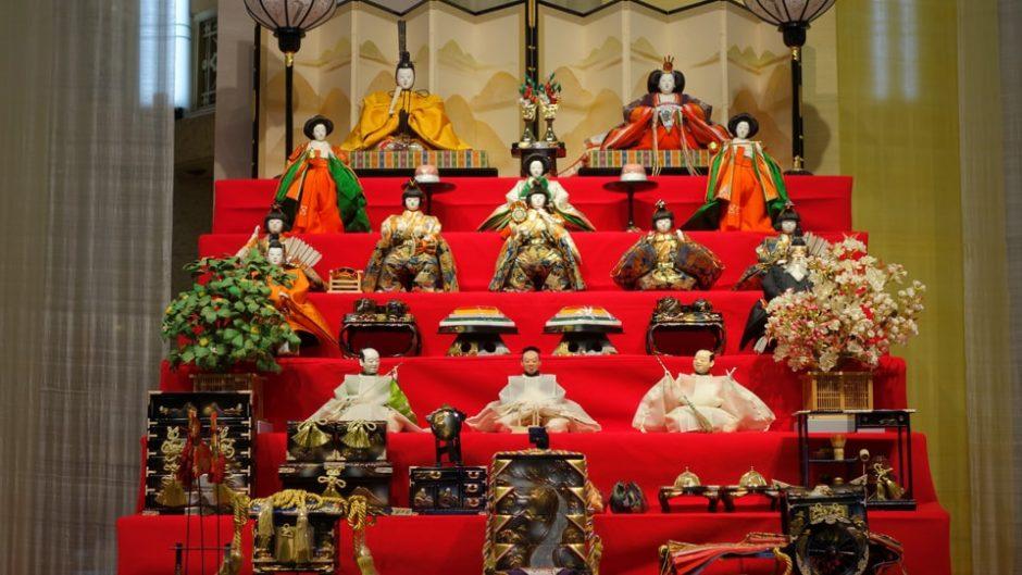 2020年2月19日(水)~3月8日(日)は『グランシップ高松宮妃のおひなさま展』開催!関連イベントも盛りだくさん♡