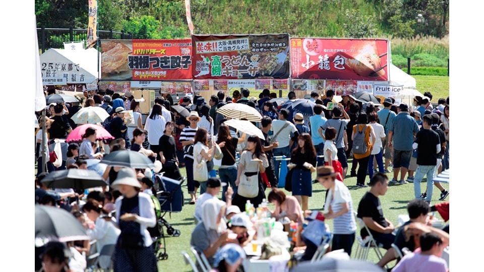 全日本ぎょうざ祭り2020春