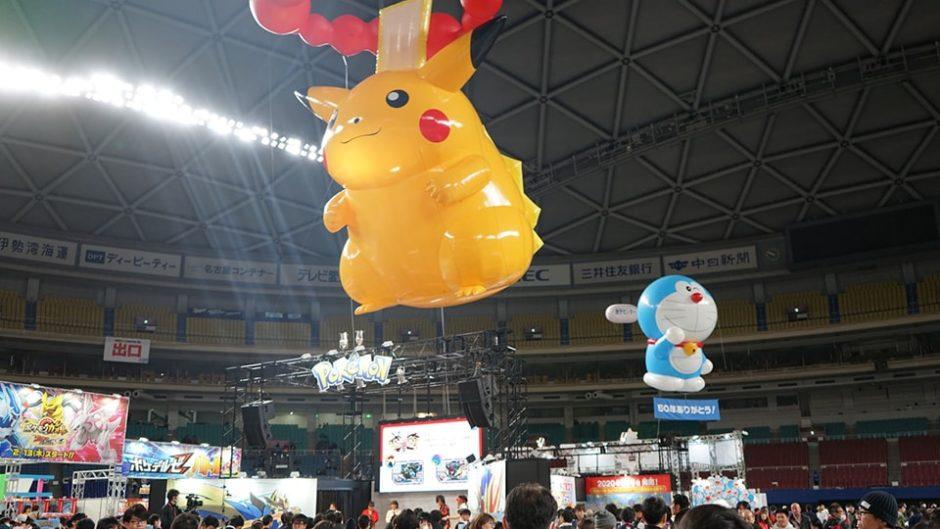 「次世代ワールドホビーフェア'20 Winter 名古屋大会」潜入レポ!朝から大行列も⁉