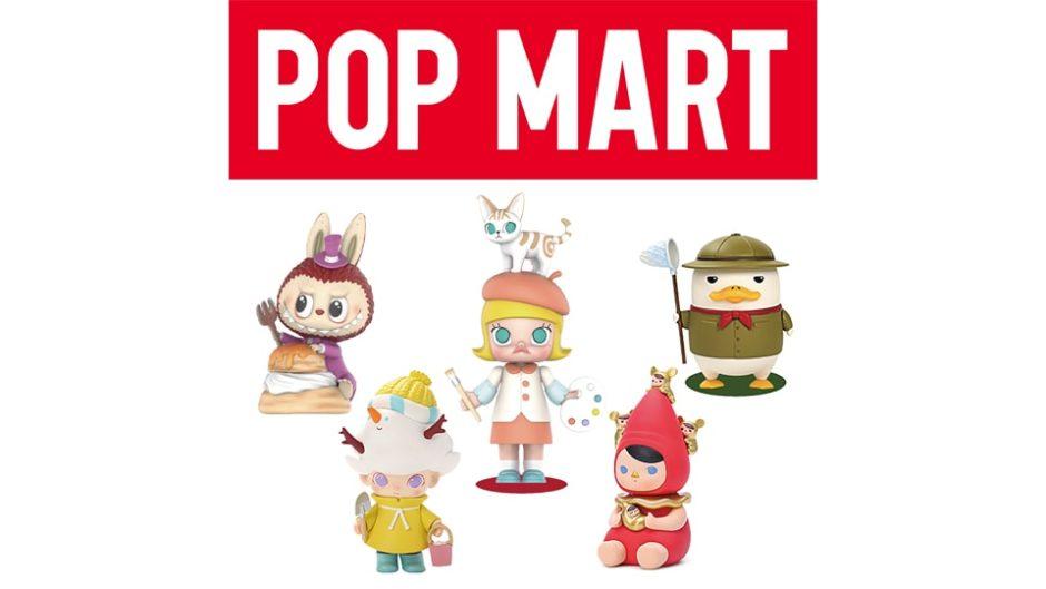 世界的人気を誇るデザイントイ「POP MART」がロフト名古屋にやってくる!