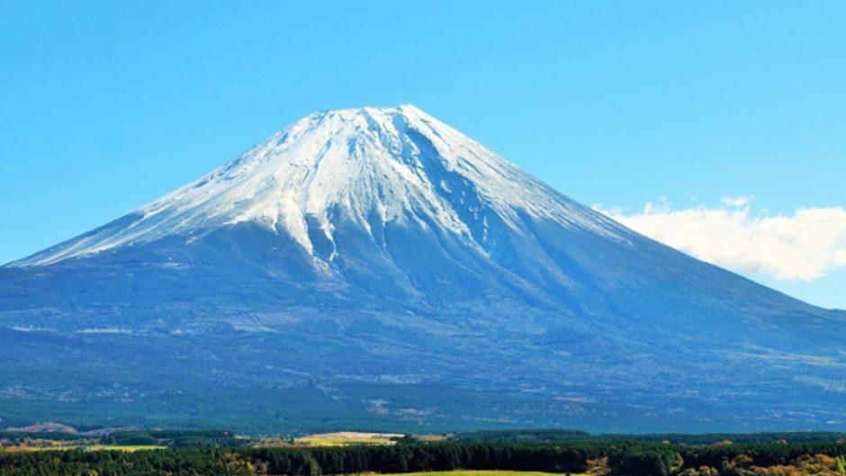 富士山遊覧飛行と大井川鐵道SLと南アルプスあぷとライン