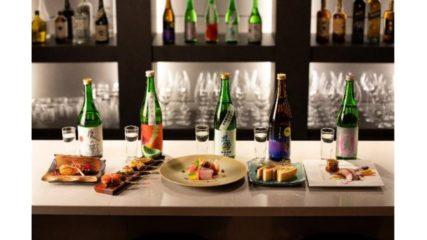 ヒルトン名古屋の「源氏」に『酒バー』がオープン!特選地酒と美味しい和食を楽しもう