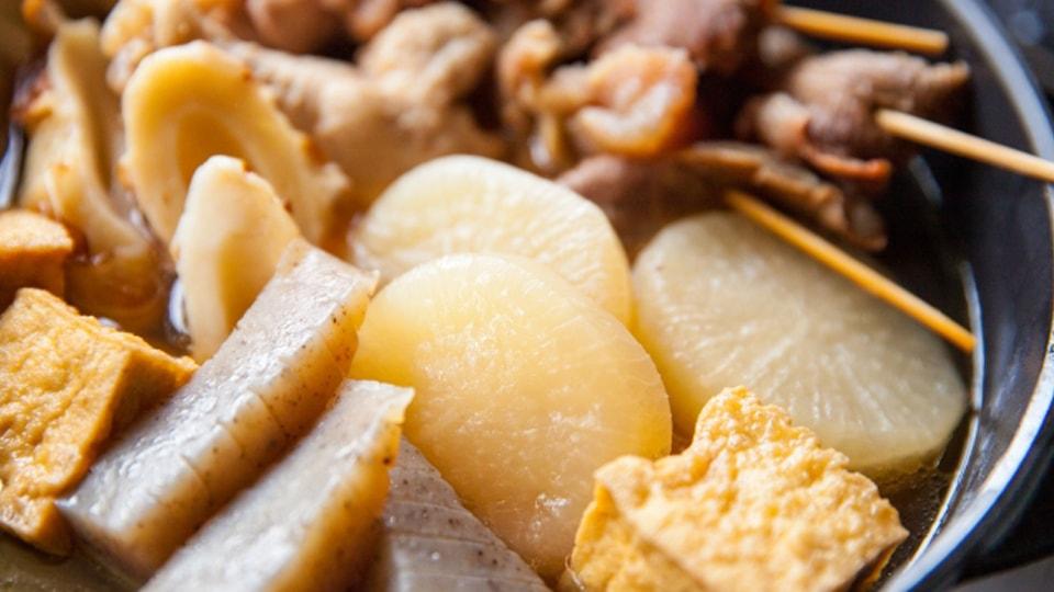 焼津のおでん味くらべ〜美味しくほっこり海の幸〜