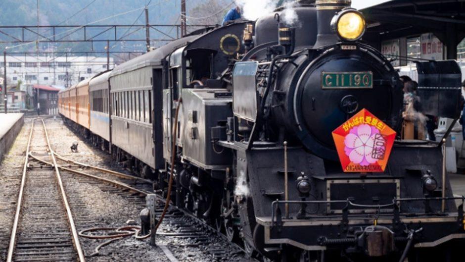受験生に朗報♪大井川鐵道 大井川本線のSL列車『かわね路号』が『合格祈願号』に大変身!