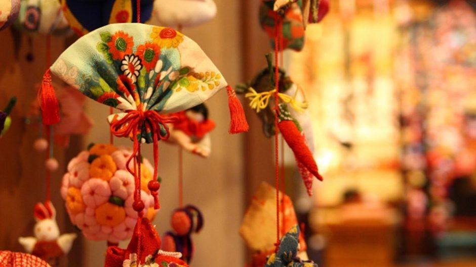 『つるし飾り雛展 反射炉館』開催!色とりどりの「つるし雛」にほっこり♡