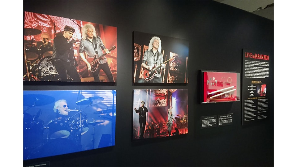 QUEEN EXHIBITION JAPAN ~Bohemian Rhapsody~
