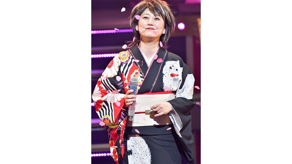 水谷千重子キーポンシャイニング歌謡祭2020