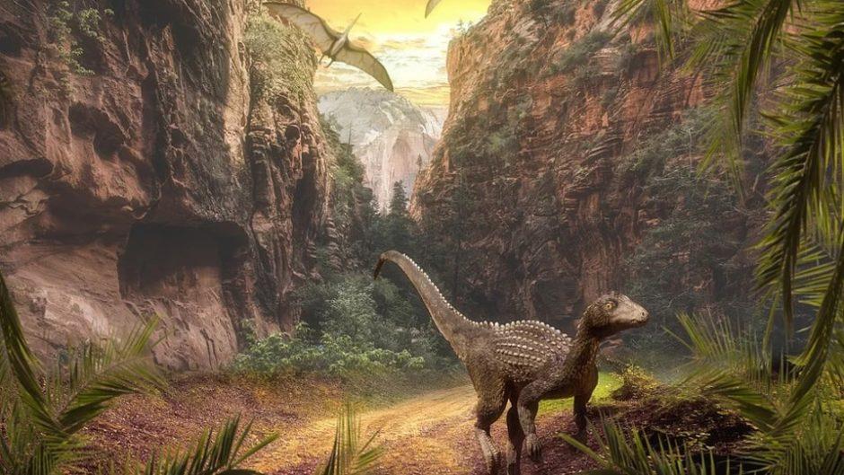 ラグナシアで恐竜たちが大暴れ!「DINO-A-LIVE ファントム・オブ・ダイナソー」