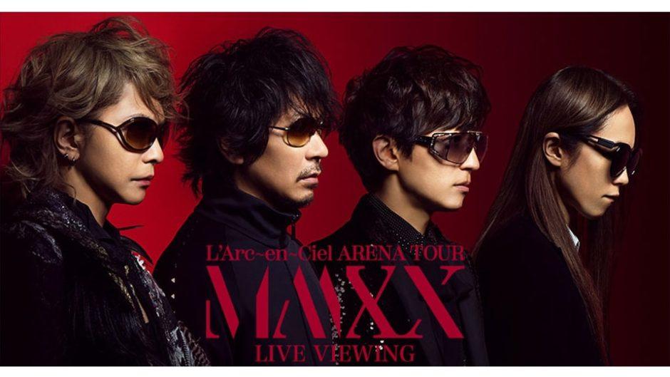 ラルク8年ぶりアリーナツアーを映画館で体感せよ!「ARENA TOUR MMXX」LIVE VIEWING