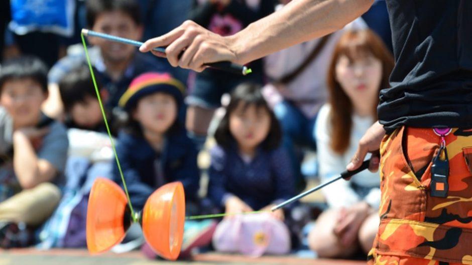 目が離せない!愛知で『モリ芸2020(モリコロパーク大道芸フェスティバル)』が開催