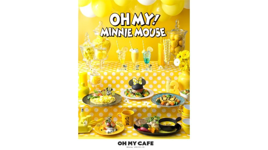 OH MY!MINNIE MOUSE
