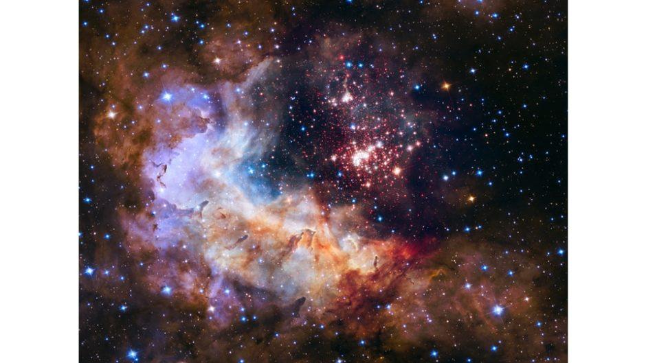 アートのような宇宙を感じよう!写真展「138億光年 宇宙の旅」