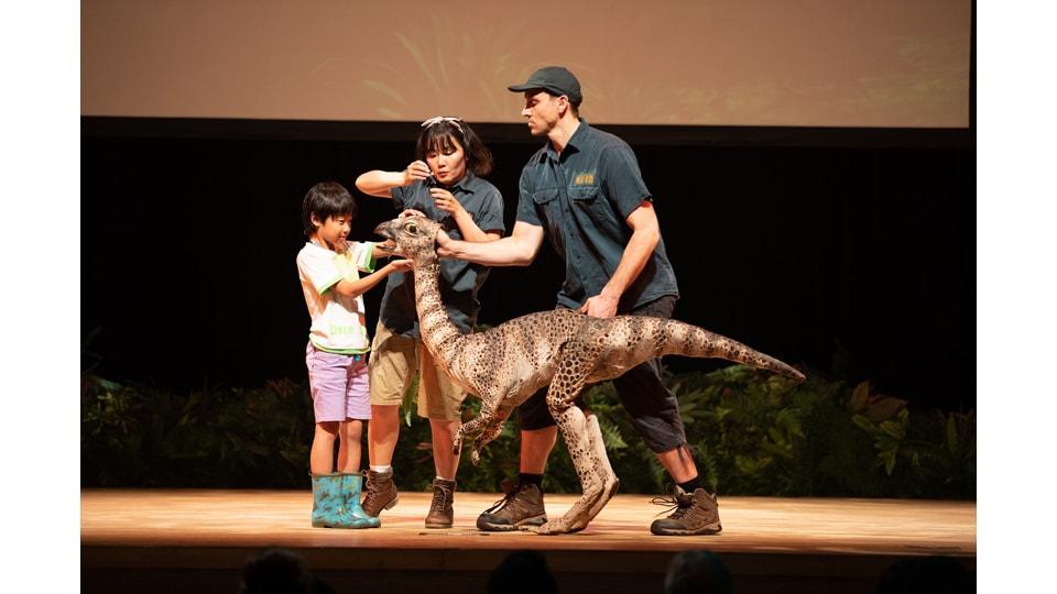 恐竜どうぶつ園2020