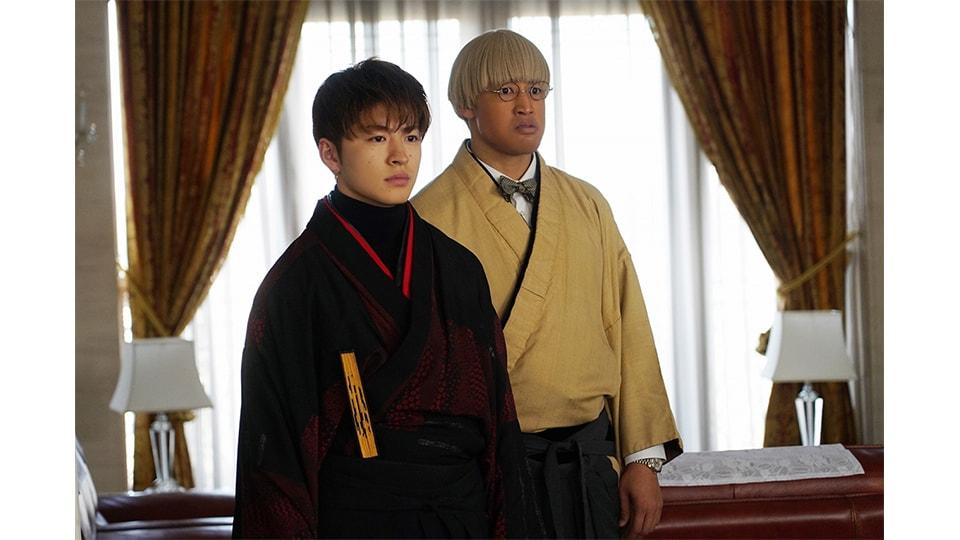 貴族降臨 -PRINCE OF LEGEND-