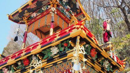 煌びやかな屋台に世界一の大太鼓!飛騨高山まつりの森で伝統と文化に触れる!!