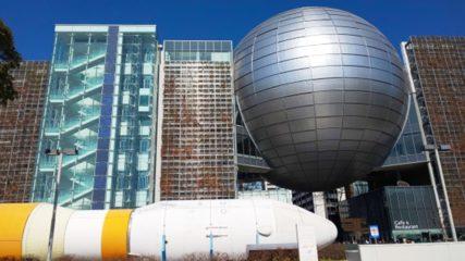 科学の面白さを感じよう!「名古屋市科学館」の施設紹介